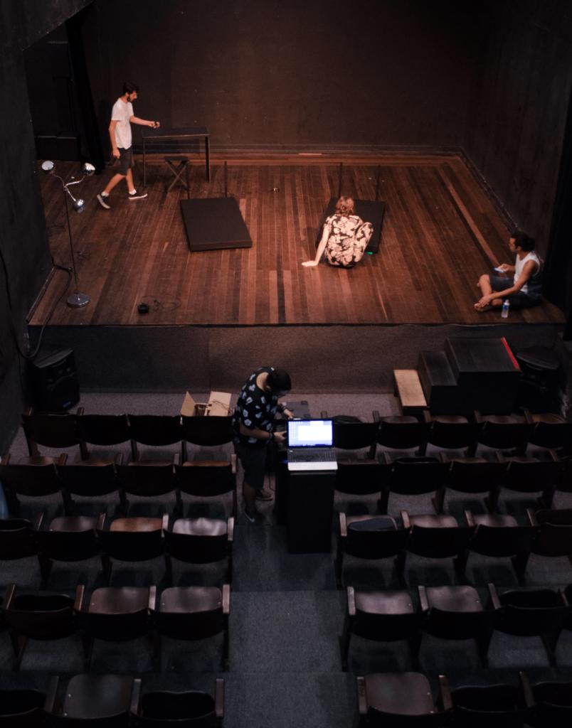 La deuxième série des ateliers Point Virgule / Drama-thérapie de l'UEE